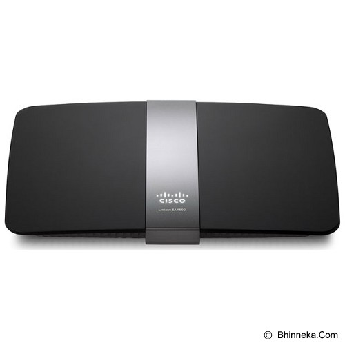 LINKSYS Dual-Band N900 Gigabit Router and USB [EA4500-AP] - Router Consumer Wireless